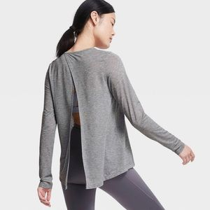 All In Motion Target Athletic Workout Long Sleeve